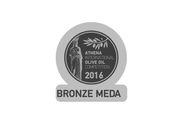 Bronze Award in Athena International Olive Oil Competition 2016