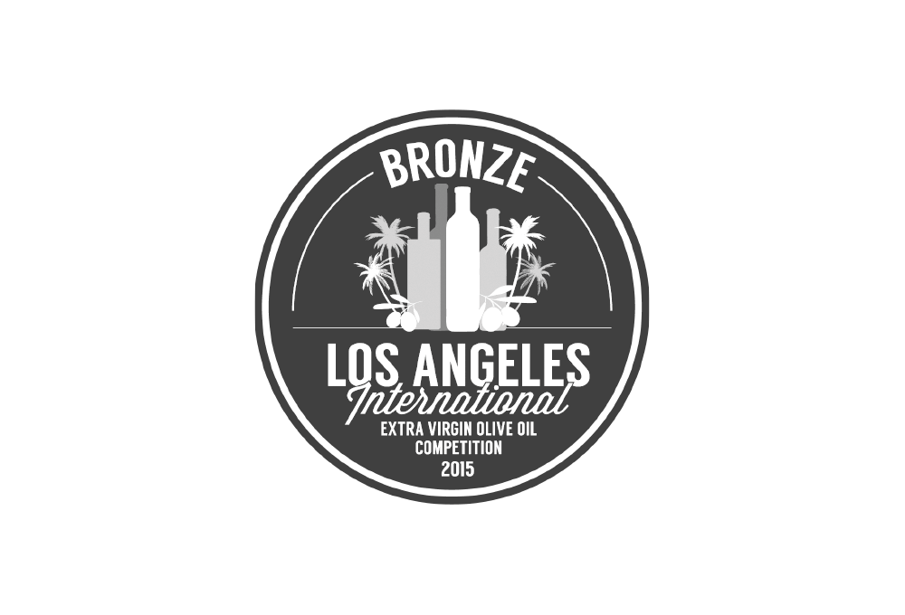 Bronze Award in Los Angeles International Olive Oil Competition 2015